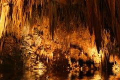 caverns подземелья Стоковое фото RF
