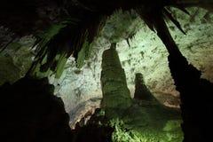caverns Стоковые Фотографии RF