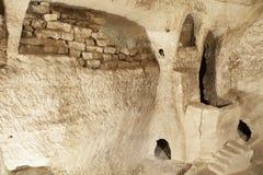 Caverns At Bet Guvrin Royalty Free Stock Photos