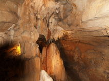 caverns kentucky Arkivbild