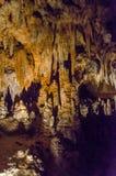 Caverns Luray, Вирджиния Стоковые Изображения