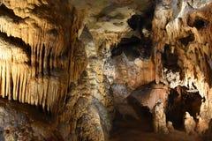 Caverns Luray в Luray, Вирджинии Стоковая Фотография RF