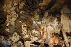 Caverns Luray в Luray, Вирджинии Стоковое фото RF