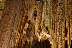 Caverns Luray в Luray, Вирджинии Стоковые Фотографии RF