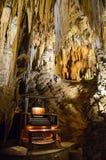 caverns luray Obraz Stock