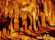 caverns luray virginia Стоковое Изображение