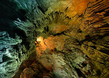 Caves Stock Photography