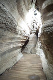 Caves. Bonnechere caves located in Eganville Ontario Canada stock image