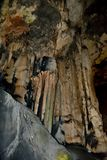 The Caves of Arta in Mallorca. Spain Royalty Free Stock Photography