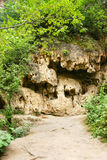 Caves at Devil Bridge Stock Photography