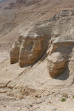THE CAVES OF QUMRAN Stock Photos