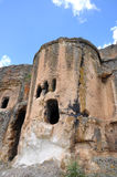 Caves in Turkey Stock Photography