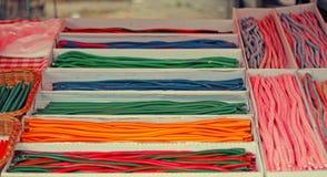 Cavi di Candy Immagine Stock Libera da Diritti