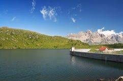 Cavia artificial lake Stock Image