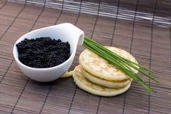 Caviar Fotografía de archivo