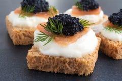 Caviar Imagen de archivo