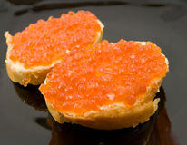 Caviar Fotos de Stock