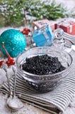 Caviar black Royalty Free Stock Photography