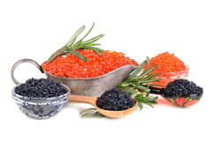 Caviar Royalty Free Stock Photo