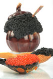 Caviar for eating Royalty Free Stock Photography