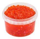 Caviar jar Stock Image