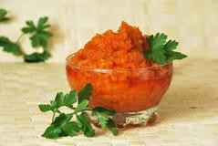 Caviar marrow Stock Image