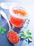 Caviar Royalty Free Stock Photography