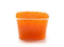 Caviar rojo Fotos de archivo libres de regalías