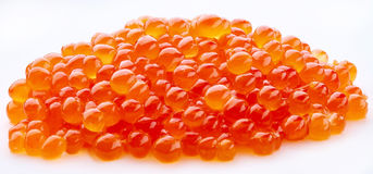 Caviar rouge Image stock