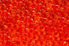 Caviar of salmon Stock Photos