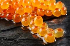 Caviar vermelho Foto de Stock Royalty Free