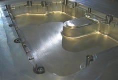 Cavidade de molde Fotografia de Stock