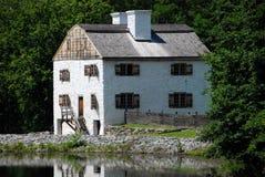Cavidade sonolento, casa do solar de Philipsburg Imagem de Stock Royalty Free