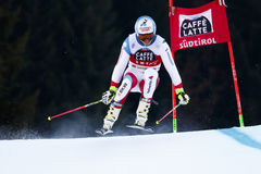 CAVIEZEL Gino in Audi Fis Alpine Skiing World Cup Men's Giant Stock Photography