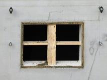 Cavità per una finestra della cantina Fotografia Stock Libera da Diritti
