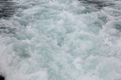 Cavitating woda Obrazy Royalty Free