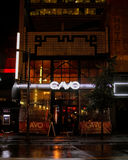 Cavo Bar & Kitchen, Vancouver, B.C. Royalty Free Stock Photography