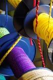 Cavo di nylon 2 Fotografia Stock