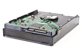 Cavo di SATA HDD Immagine Stock