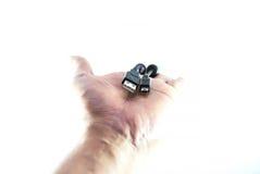 Cavo di USB Fotografia Stock Libera da Diritti