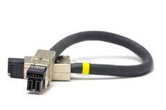 Cavo elettrico di RPS di bassa tensione. Immagine Stock Libera da Diritti