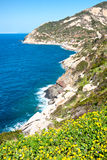 Cavoli beach, Isle of Elba, Italy Stock Photo