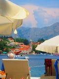 Cavtat,克罗地亚 免版税库存图片