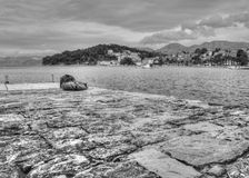 Cavtat - Croatia Stock Photo