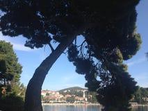 Cavtat Croatia foto de archivo