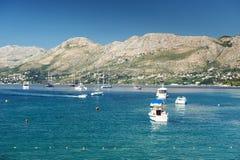 Cavtat in Croatia Royalty Free Stock Image