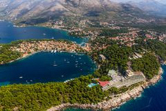 Cavtat, Croatia Royalty Free Stock Photo