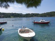 Cavtat en Croacia foto de archivo