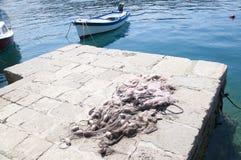 Cavtat i Kroatien Royaltyfria Bilder