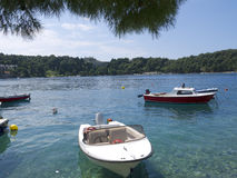 Cavtat in Kroatië Stock Foto